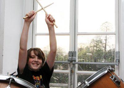 B Sharp Soundwaves Drum Sticks