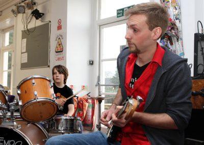 B Sharp Soundwaves Drummer Bass