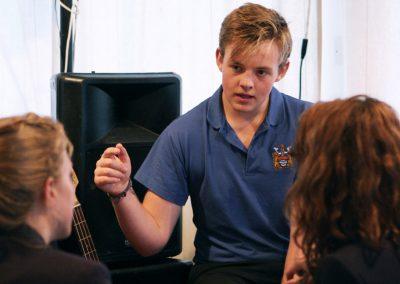 Dom Kirtley Music Leader
