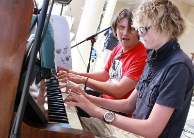 Pete and Paul Play Me Piano