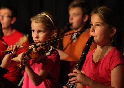 Clarinet and Violin