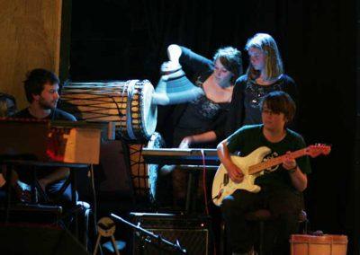 Drumming Marine Theatre