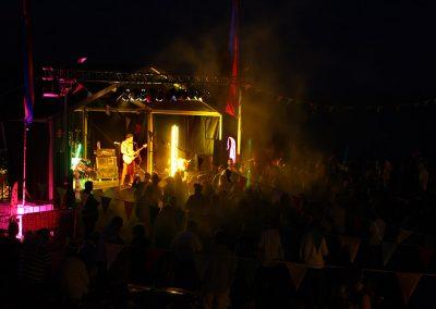 Big Mix Festival Stage