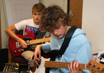 B Sharp - Hub Jams - Bass Guitar