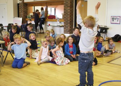 Early Years Workshops