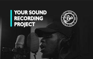 B Sharp Your Sound Recording Project