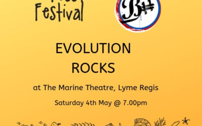 Evolution Rocks! Join B-Sharp and local school students for an evening of entertainment.