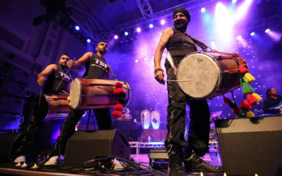 Drumming Workshop with the The Dhol Foundation