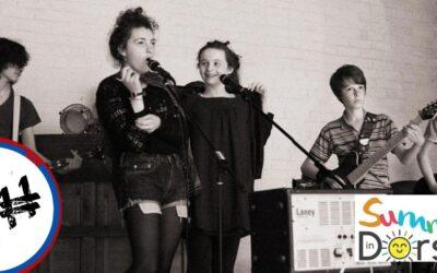 B Sharp's Summer Music Club